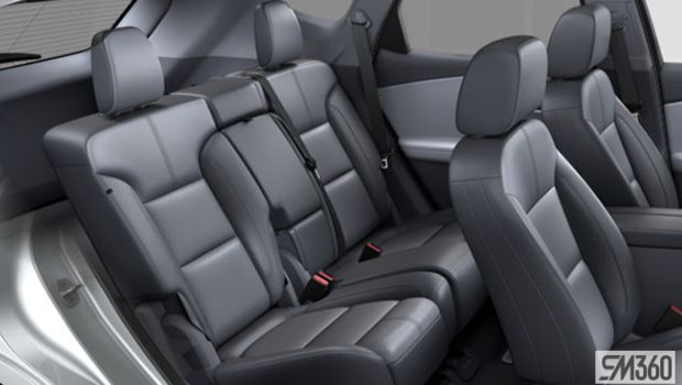 Dark Galvanized/Light Galvanized Perforated Leather (HXP-AR9)
