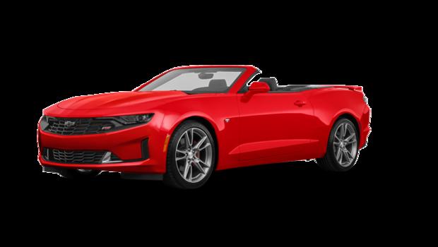 Chevrolet Ile Perrot >> Chevrolet Camaro Cabriolet 1LT 2019 - À partir de 37710.0 ...