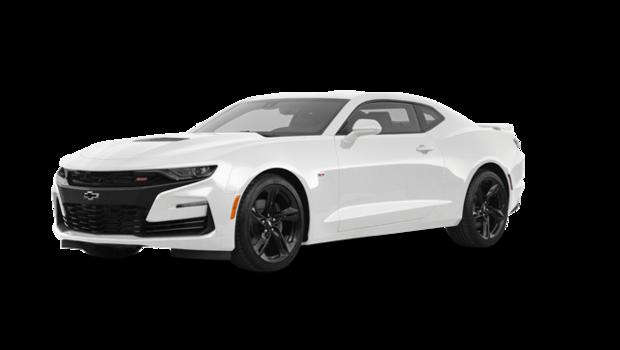 2019 Chevrolet Camaro coupe 1SS