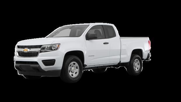 Chevrolet Ile Perrot >> 2019 Chevrolet Colorado Starting At 23865 0 Gm Ile Perrot