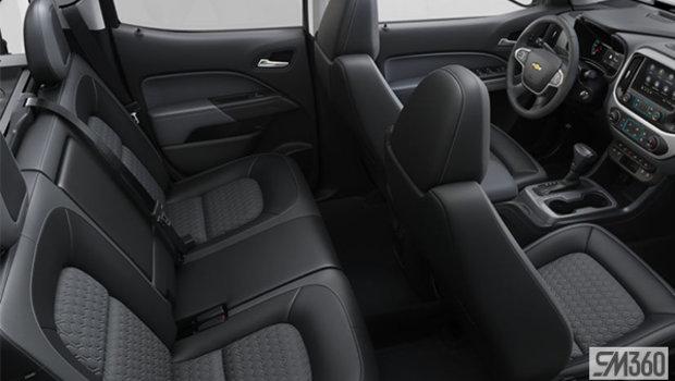 Jet Black Bucket seats Cloth/Leatherette (HH1-AR7)