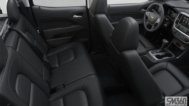 Jet Black Bucket seats Leather (H2U-AR7)