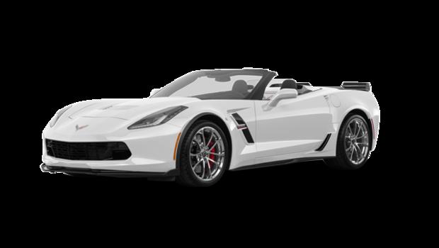 2019 Chevrolet Corvette Convertible Grand Sport 2LT