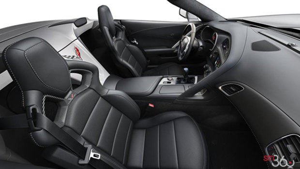 Jet Black Competition Sport buckets Perforated Mulan leather seating surfaces (195-AE4)
