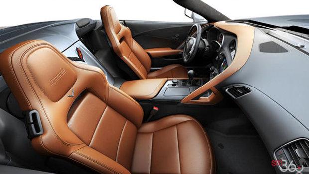 Kalahari GT buckets Perforated Mulan leather seating surfaces (343-AQ9)
