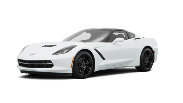 Chevrolet Corvette Coupé Stingray 1LT 2019