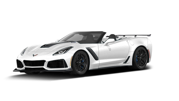 Chevrolet Corvette ZR1 Cabriolet 1ZR 2019