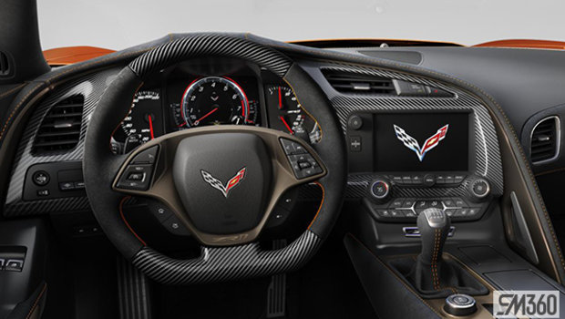2019 Chevrolet Corvette Zr1 3zr From 151990 0 Vickar
