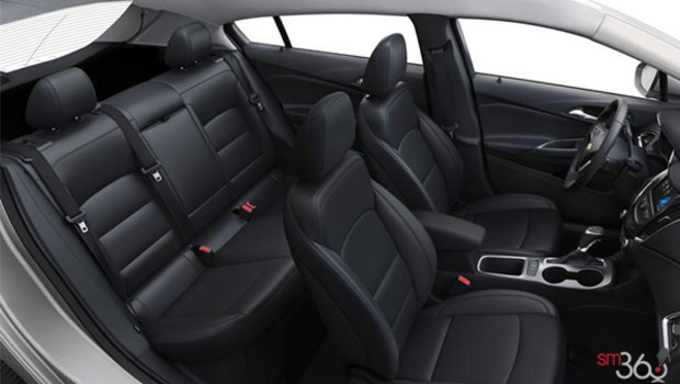 Jet Black, Leatherette Seat Trim (A51-HWF)