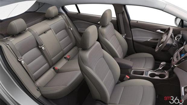 Jet Black/Galvanized, Cloth Seat Trim (A51-HXW)