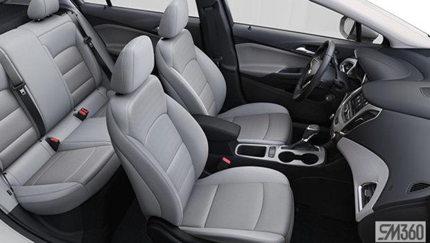 Jet Black/Galvanized, Cloth Seat Trim (A51-HXT)
