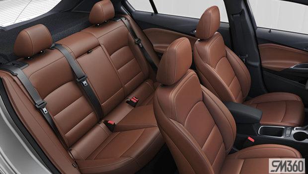 Jet Black/Umber, Leatherette Seat Trim (A51-HGP)
