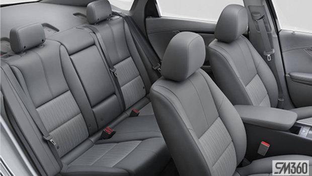 Dark Titanium/Jet Black Cloth/Leatherette  (HOX-A51)