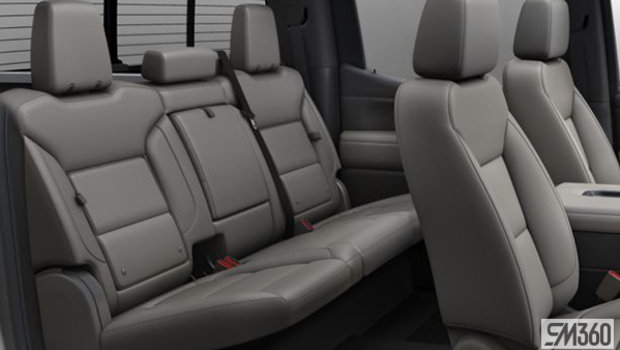 Gideon/Very Dark Atmosphere Perforated Leather-appointed, Bucket seats (A50-HVE)