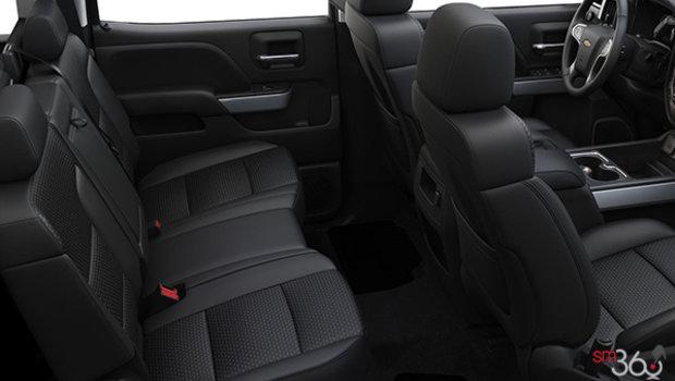 Jet Black Bucket seats Cloth (A95-H0U)