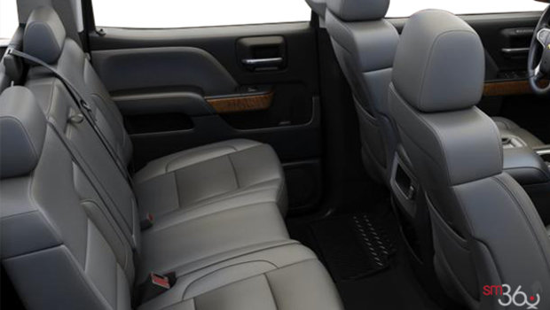 Dark Ash/Jet Black Bucket seats Leather (AN3-H2V)