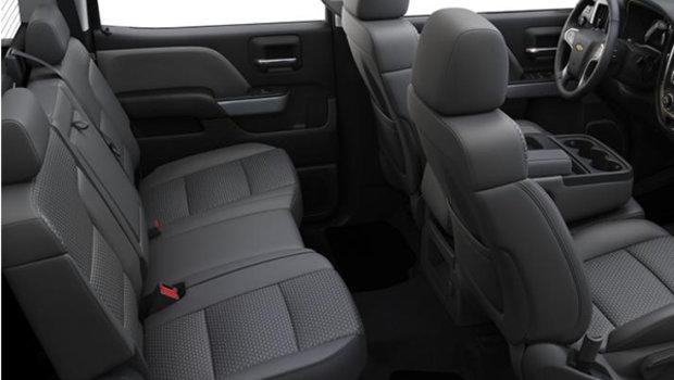 40/20/40 Split bench - Cloth - Dark Ash/Jet Black interior accents (AZ3-H2S)