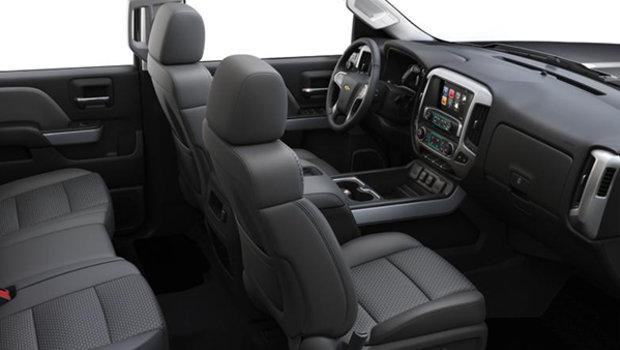 Bucket Seats - Cloth - Dark Ash/Jet Black interior accents (A95-H2S)