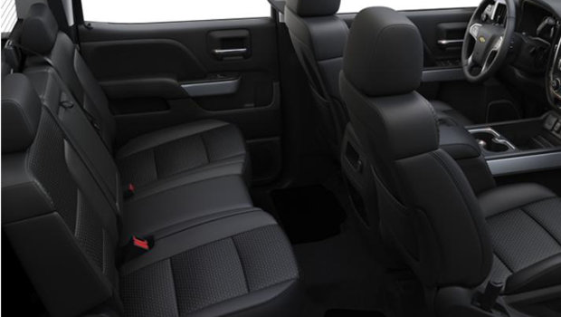 Bucket Seats - Cloth - Jet Black (A95-H0U)
