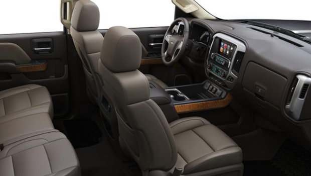 Bucket Seats - Leather appointed - Cocoa/Dune (AN3-H0K)