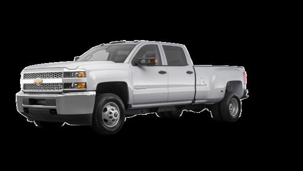 Chevrolet Ile Perrot >> 2019 Chevrolet Silverado 3500HD WT - Starting at $51000.0 | GM Ile Perrot