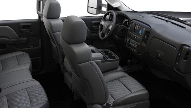 40/20/40 split-bench - Cloth - Dark Ash seats with Jet Black interior accents (AE7-H2R)