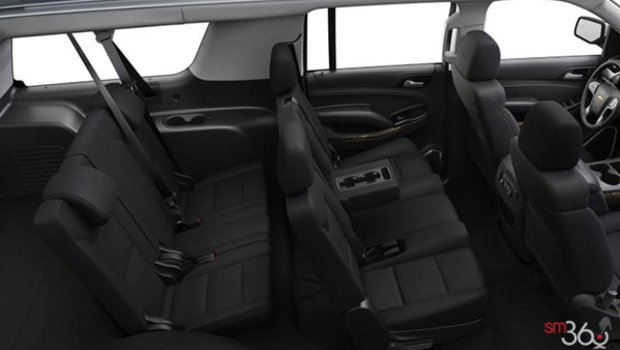 Bucket Seats - Premium Cloth - Jet Black (A95-H0U)