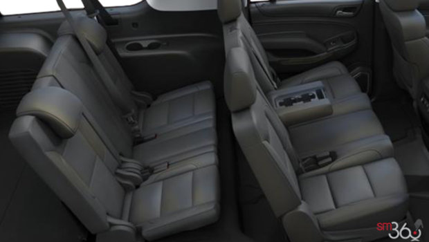 Bucket Seats - Leather appointed - Jet Black / Dark Ash (AN3-H2V)