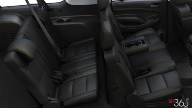 Bucket Seats - Leather appointed - Jet Black (AN3-H2U)