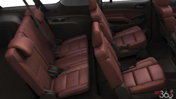 Bucket Seats - Perforated Leather appointed - Cocoa/Mahogany (AN3-H4X)