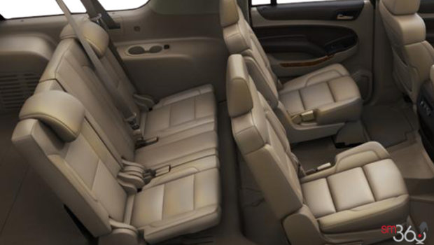 Bucket Seats - Perforated Leather appointed - Cocoa / Dune (AN3-H2Y)