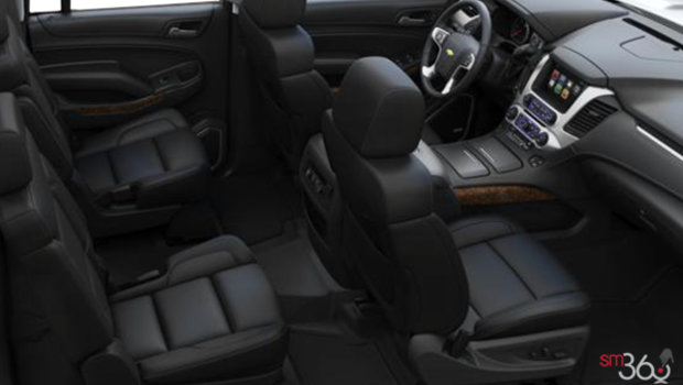 Bucket Seats - Perforated Leather appointed - Jet Black (AN3-H2X)