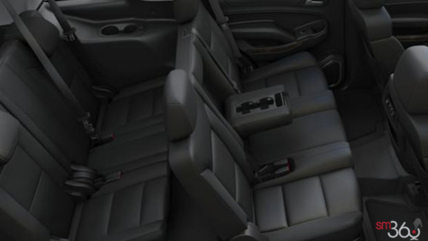Jet Black Bucket Seats Premium Cloth (HOU-A95)