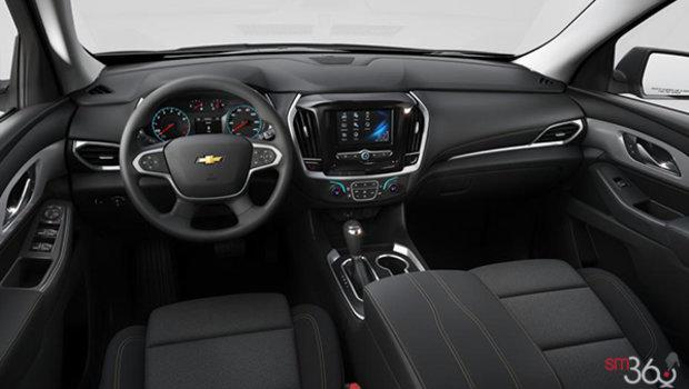 Chevrolet Traverse LS 2019 - À partir de 36000.0$ | GM de ...