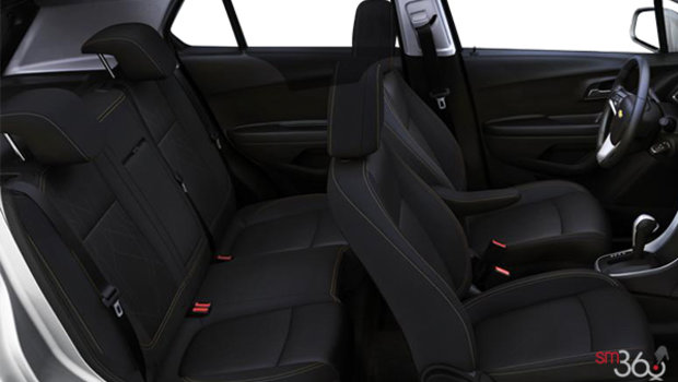 Jet Black Bucket seats Deluxe Cloth (AFP-AR9)