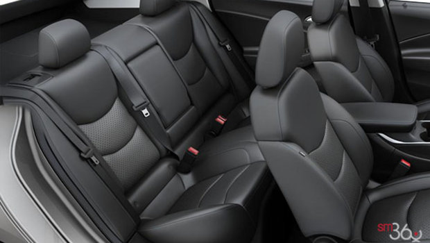 Bucket Seats - Leather Appointed - Jet Black/Jet Black (A51-H0Y)