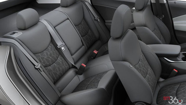 Bucket Seats - Cloth - Light Ash/Dark Ash (A51-H81)