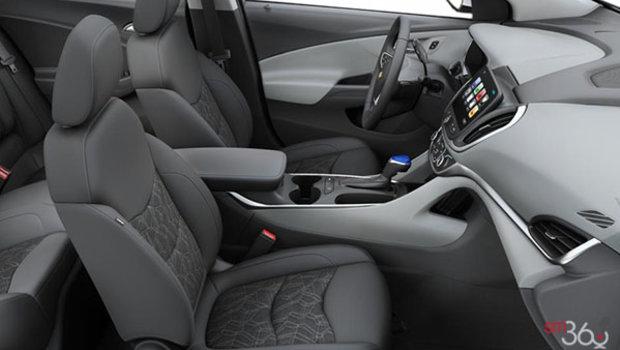 Bucket Seats - Cloth - Light Ash/Dark Ash (A51-H81)