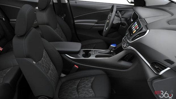 Bucket Seats - Cloth - Jet Black/Jet Black (A51-H1T)