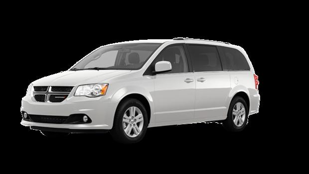 2019 Dodge Grand Caravan CREW