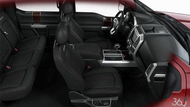 Black Unique Leather bucket seats (9B)