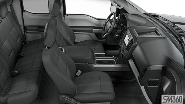 Medium Earth Grey Cloth Sport bucket seats (JG)