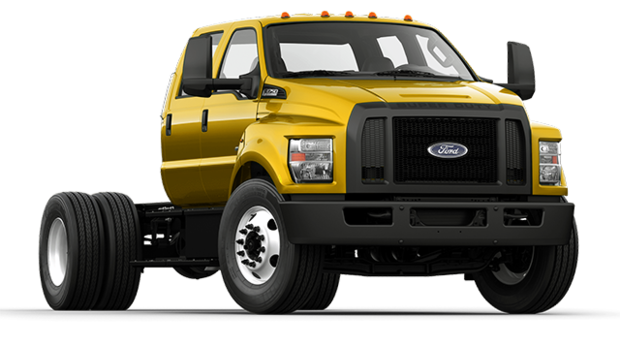 2019 Ford F-750 SD Diesel Straight Frame
