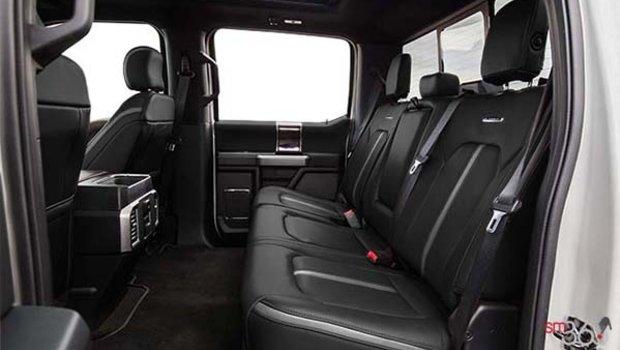 Black Unique Leather Captains Seats (7B)