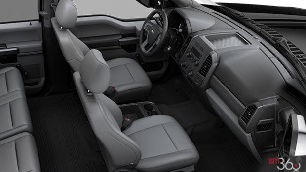 Medium Earth Grey HD Vinyl Captains Seats (LS)