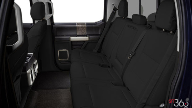Black Premium Leather Captains Seats (5B)
