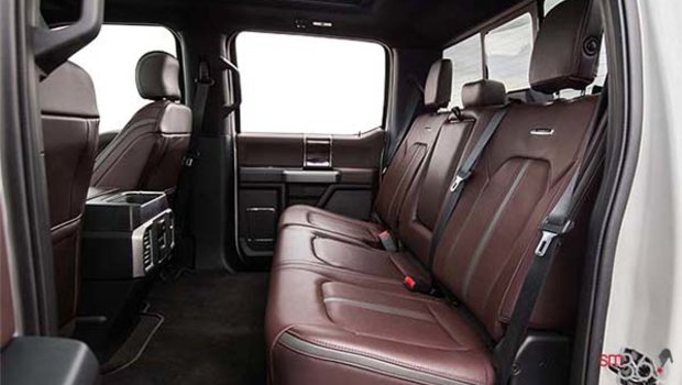 Dark Masala Unique Leather Captains Seats (BB)