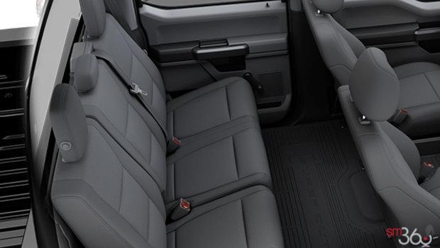 Medium Earth Grey HD Cloth Captains Seats (4S)