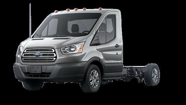 2019 Ford Transit CC-CA CUTAWAY