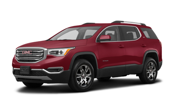 2019 GMC Acadia SLT-2 - Starting at $49565.0 | GM Ile Perrot